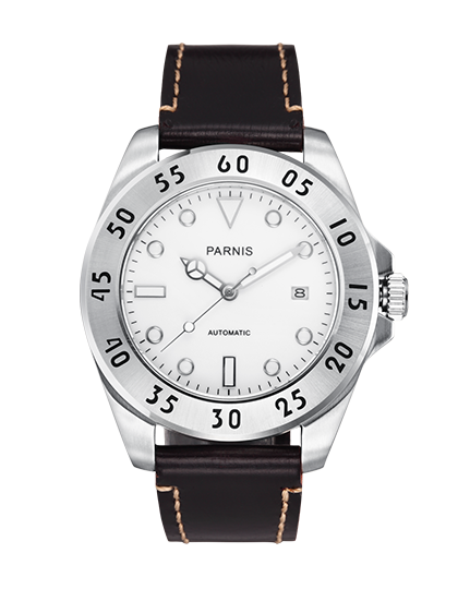 PA6028-B全自动机械防水男表